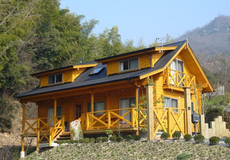 移动木屋建造