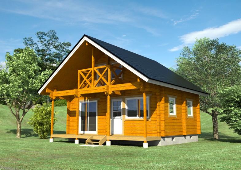 木屋一平米多少钱