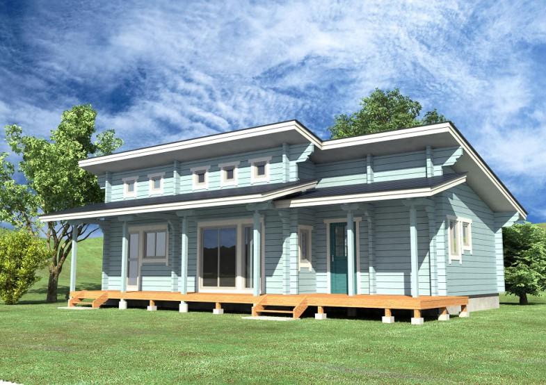 木屋设计制作