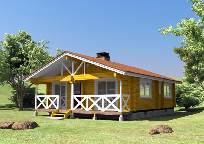景区木屋规划