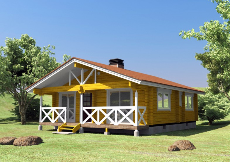民宿木屋规划