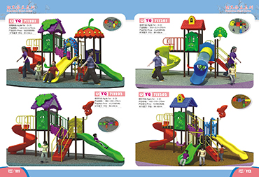 Sunshine Sammy children's slide manufacturer