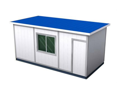 集裝箱活動房安裝