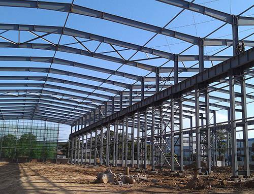 贵州钢结构材料加工