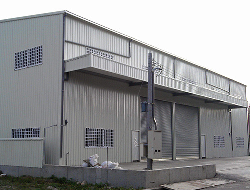 貴州鋼結構廠房