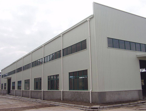 兴义贵阳钢结构厂房材料
