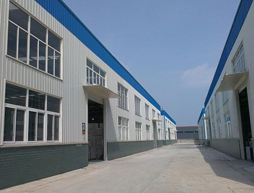 遵义钢结构厂房材料加工厂