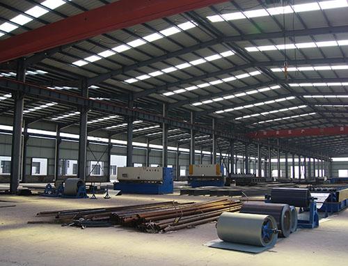 鋼結構廠房安裝