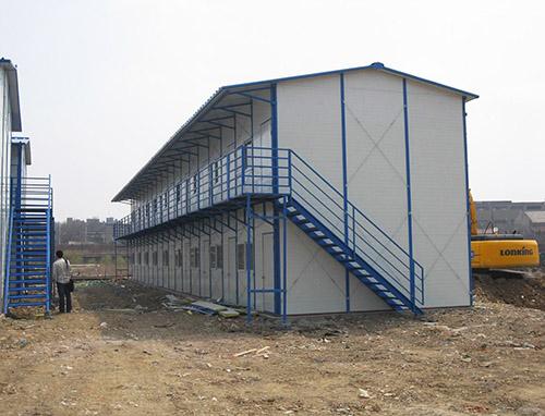 贵州活动房材料