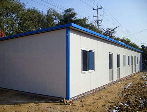 彩钢活动房搭建