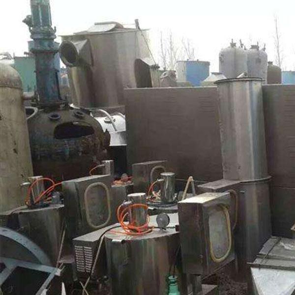 贵阳废旧机械设备回收