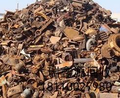 成都废铁回收价格