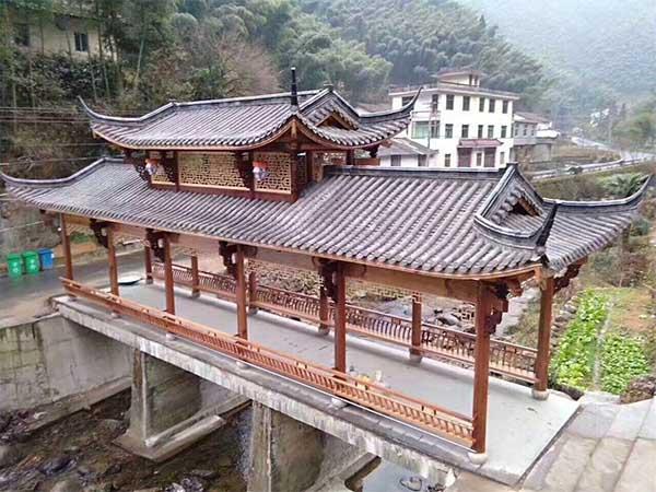 贵州防腐木建筑