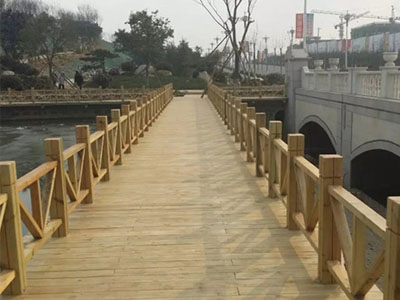 <b>贵阳景观木桥</b>