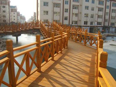 <b>贵州景观木桥</b>