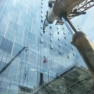 幕牆玻璃生產加工