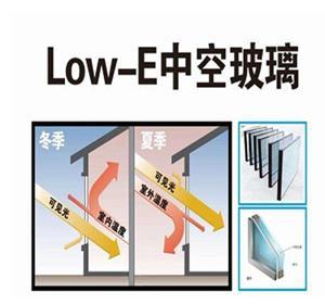 遮陽型Low-E玻璃