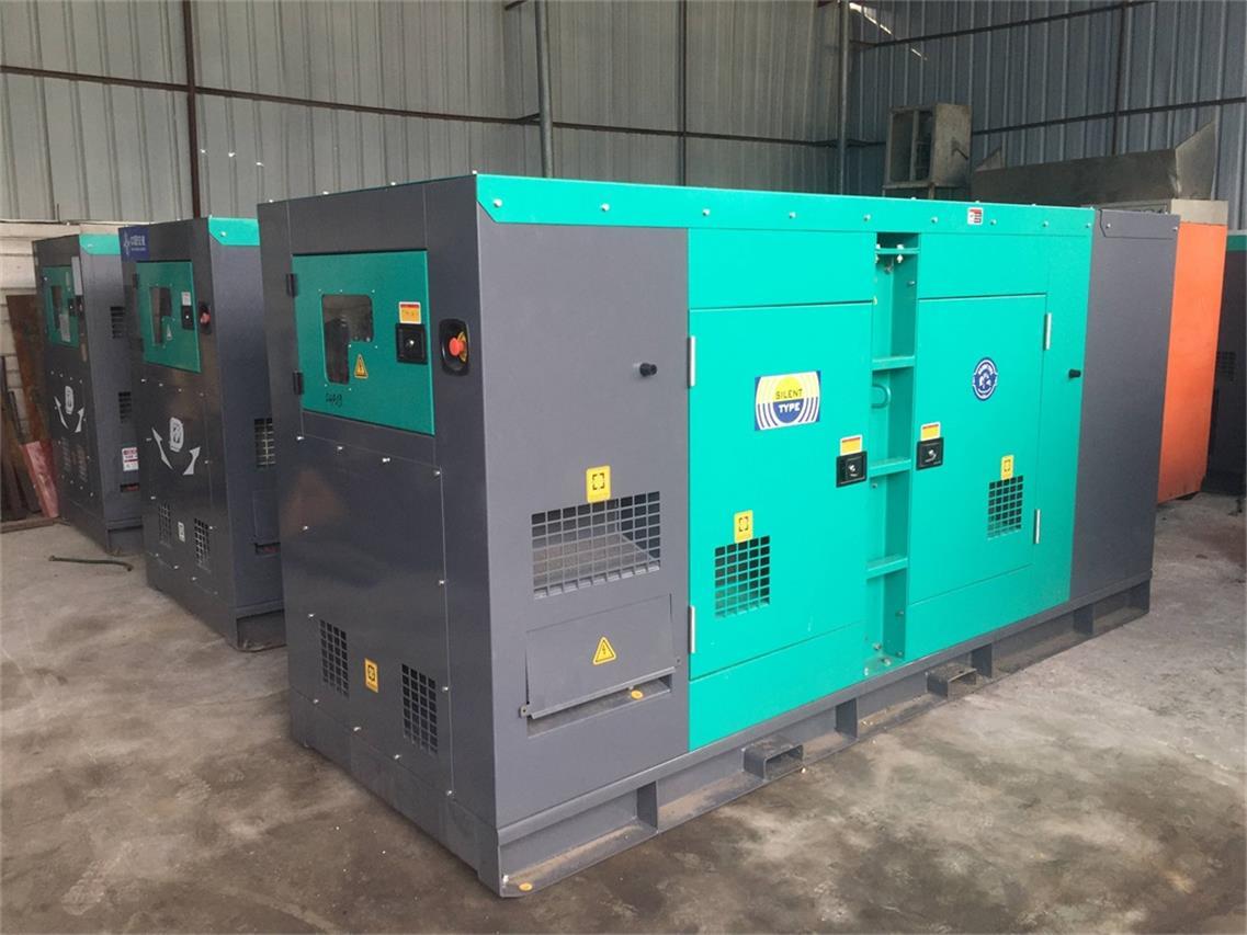 150KW发电机租赁