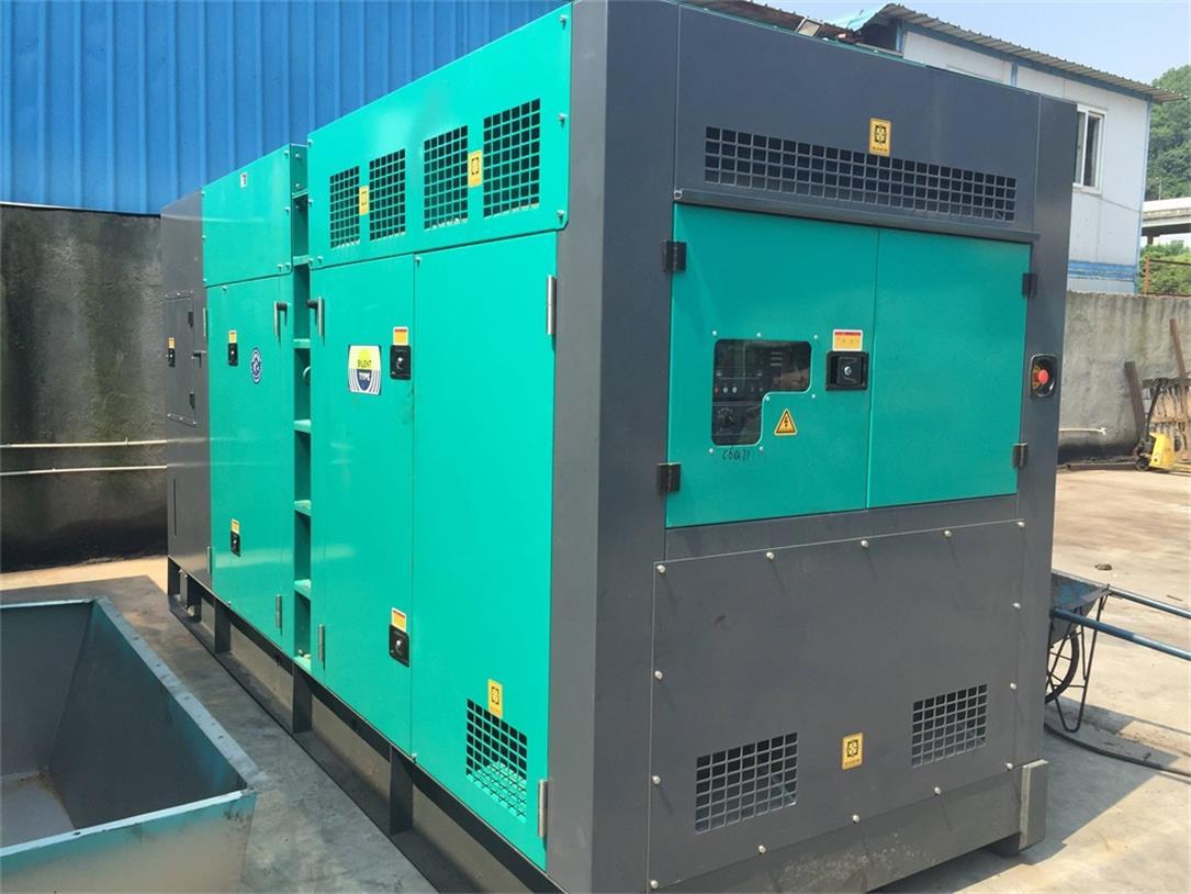 300KW发电机租赁