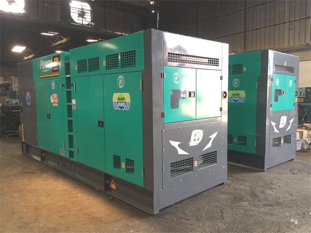 350KW发电机租赁