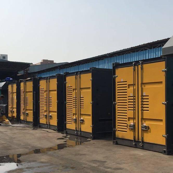 500KW发电机租赁