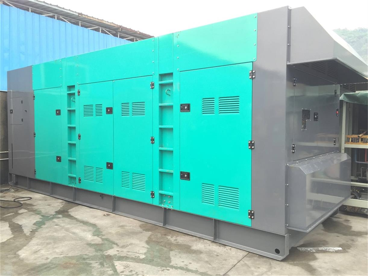 1000KW发电机租赁