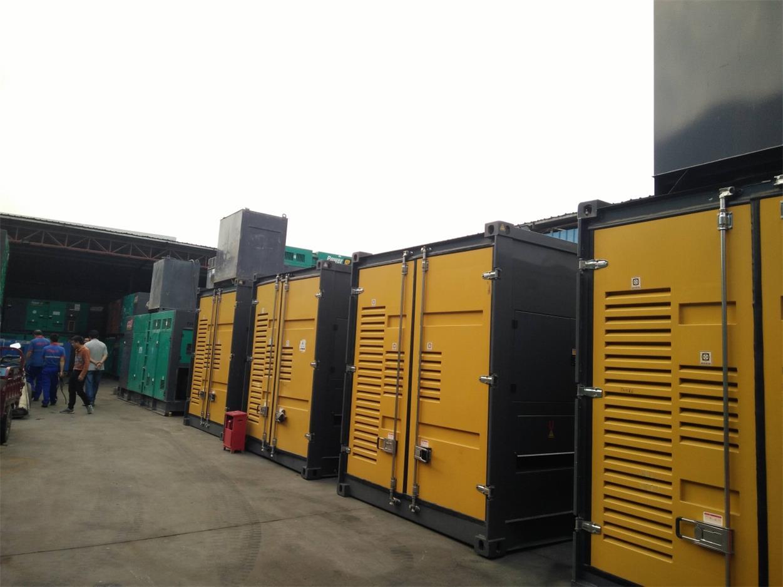 1600KW发电机租赁