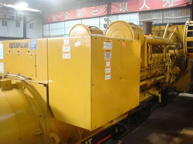 1800KW发电机租赁