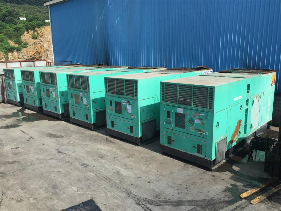龙华新区发电机租赁