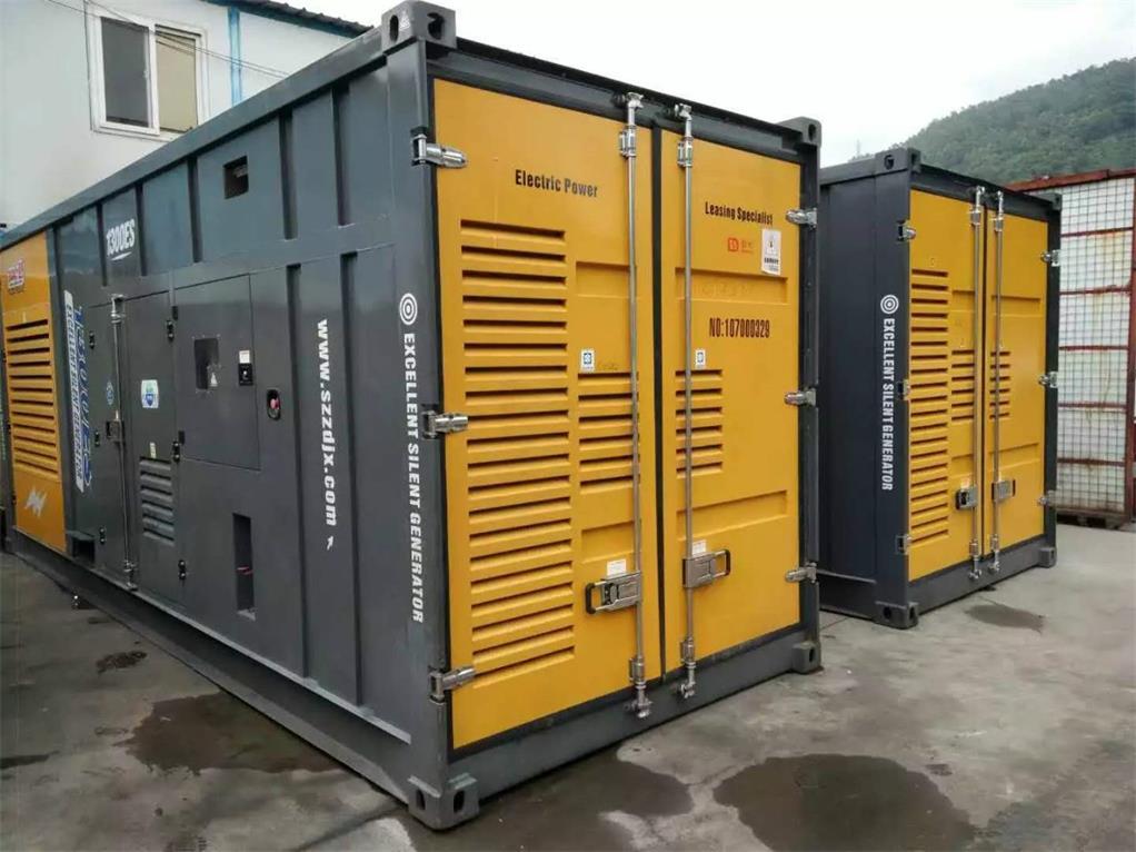 龙岗发电机租赁