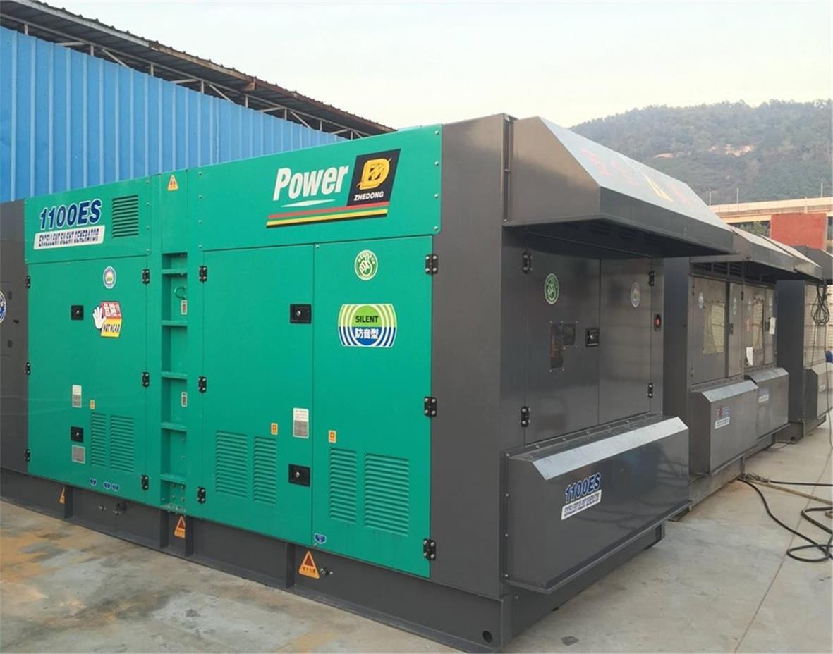 1100KW发电机租赁