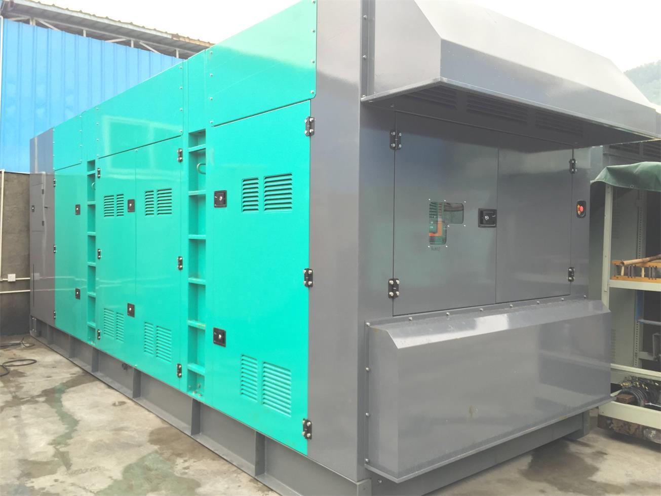 1600KW卡特彼勒发电机租赁
