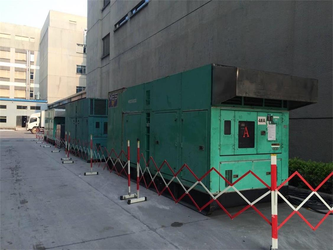日本電友發電機租賃