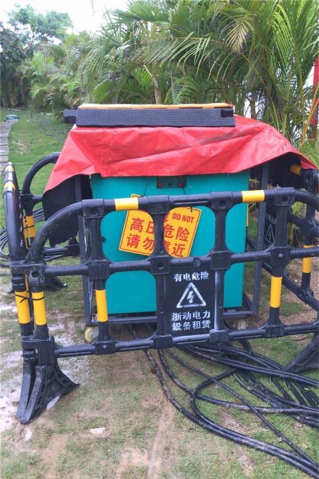珠海电缆线项目