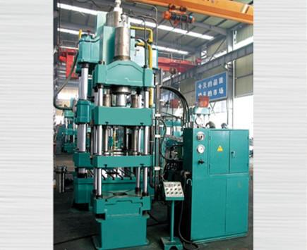 四柱式数控液压机厂家