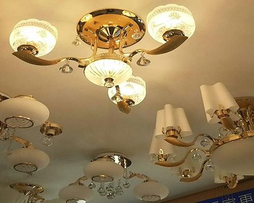 哈尔滨灯具厂家
