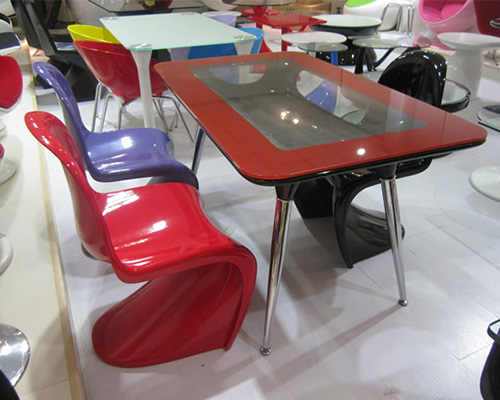 玻璃钢商场座椅