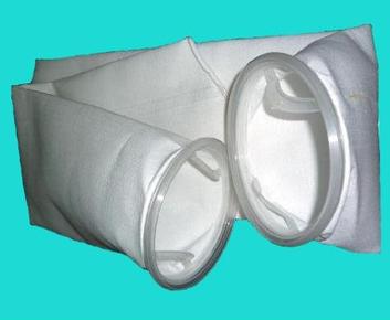 PPS耐酸碱针刺毡滤袋