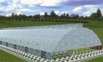 山东薄膜智能温室厂家