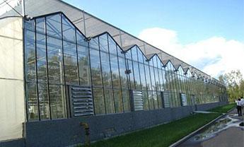 潍坊玻璃智能温室厂家