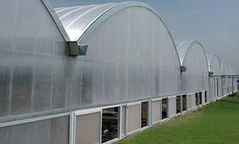 潍坊阳光板智能温室厂家