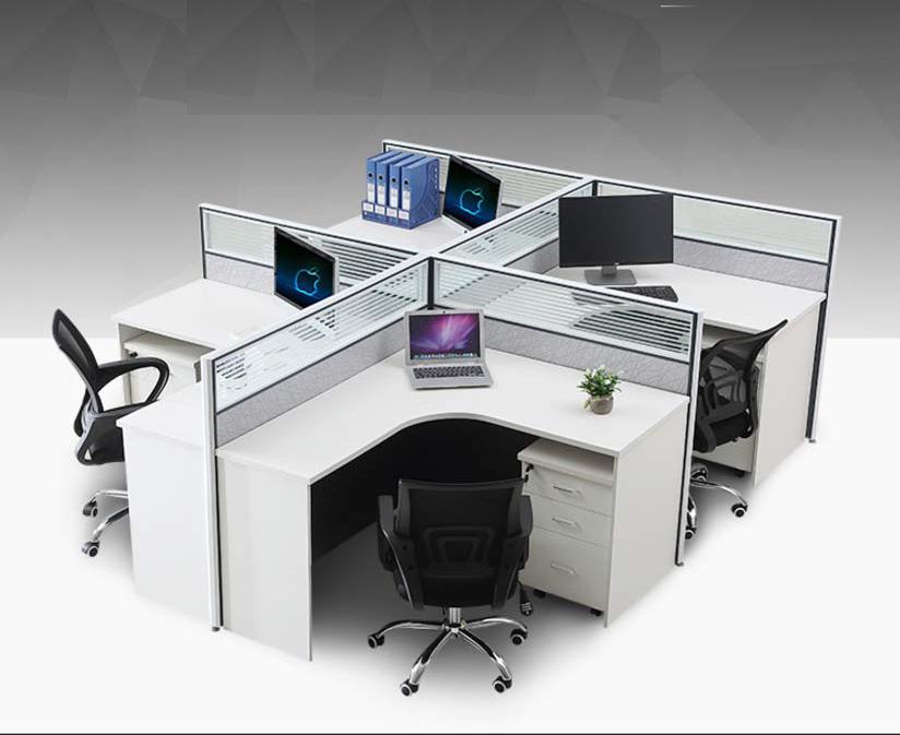 屏风隔断办公桌