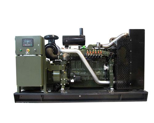 燃氣式發電機組
