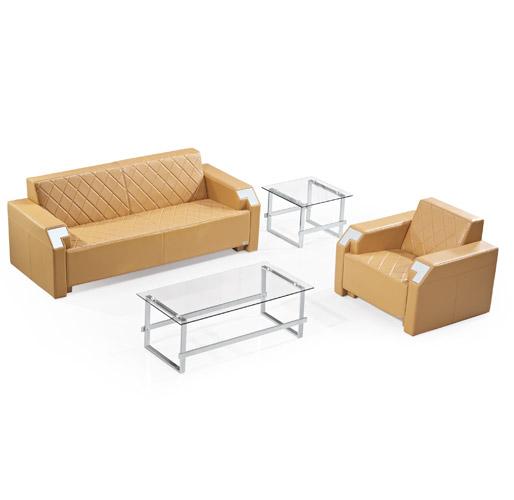 黄色组合休闲沙发