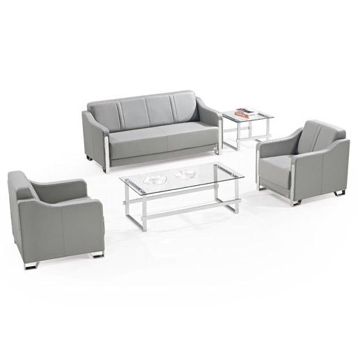 深灰色组合沙发