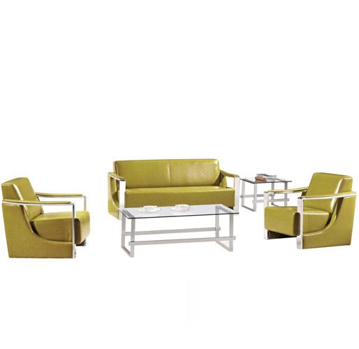 荆州橘黄色组合沙发