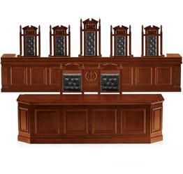 法院订制类桌椅