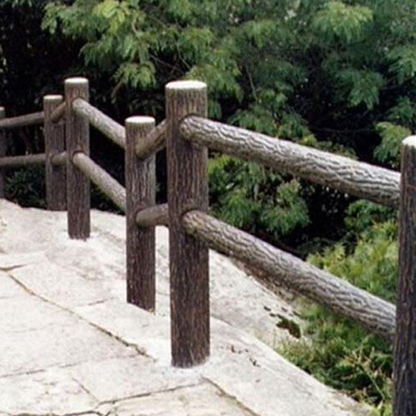 贵阳仿木护栏
