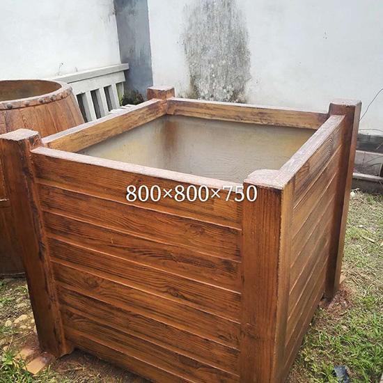 仿木花箱厂