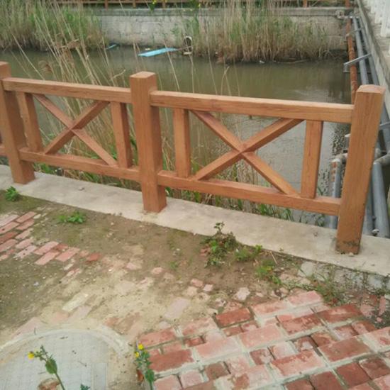 仿木护栏定制